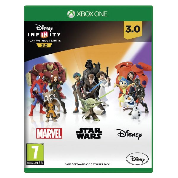 Disney Infinity 3.0: Play Without Limits XBOX ONE