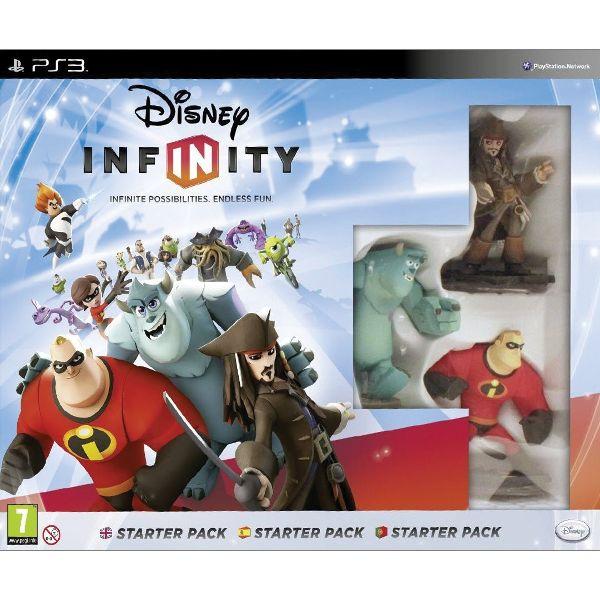 Disney Infinity (Starter Pack) PS3