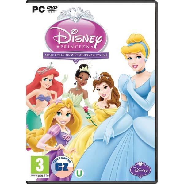 Disney Princezná: Moje rozprávkove dobrodružstvo CZ