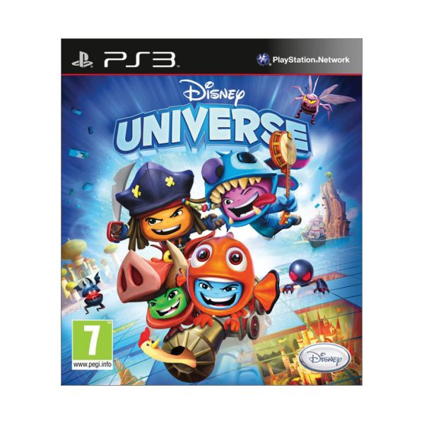 Disney Universe [PS3] - BAZÁR (použitý tovar)