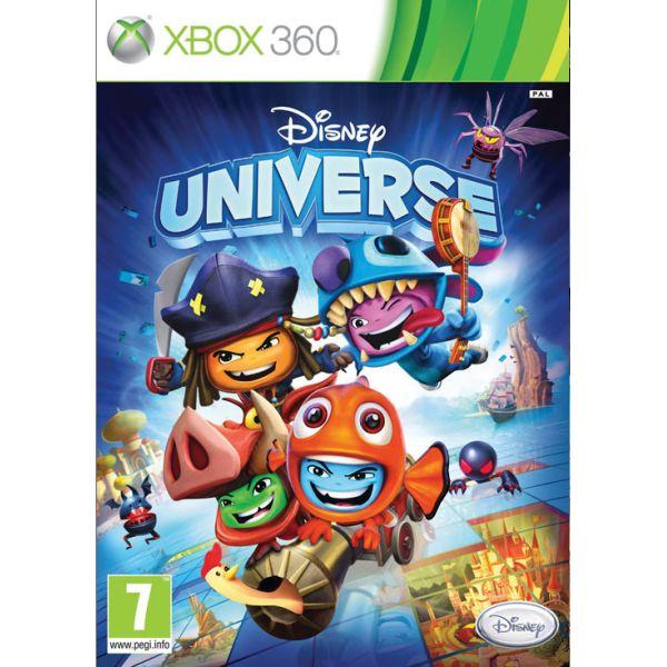Disney Universe [XBOX 360] - BAZÁR (použitý tovar)