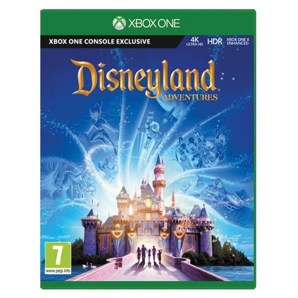 Disneyland Adventures [XBOX ONE] - BAZÁR (použitý tovar)