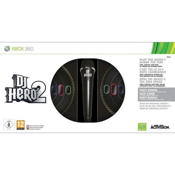 DJ Hero 2 (Party Bundle) XBOX 360