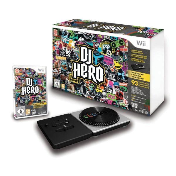 DJ Hero (Turntable Kit)