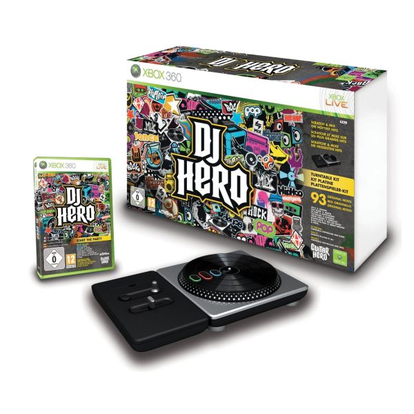 DJ Hero (Turntable Kit)