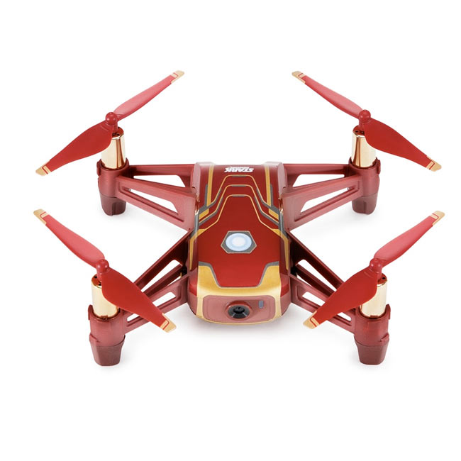 DJI Tello Iron Man Edition RC Drone - TEL0202