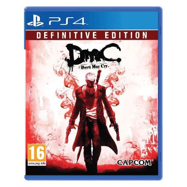 DmC: Devil May Cry (Definitive Edition)
