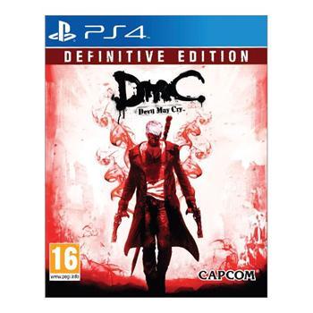 DmC: Devil May Cry (Definitive Edition) [PS4] - BAZÁR (použitý tovar)