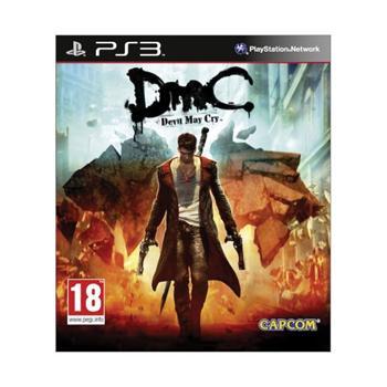 DmC: Devil May Cry [PS3] - BAZÁR (použitý tovar)