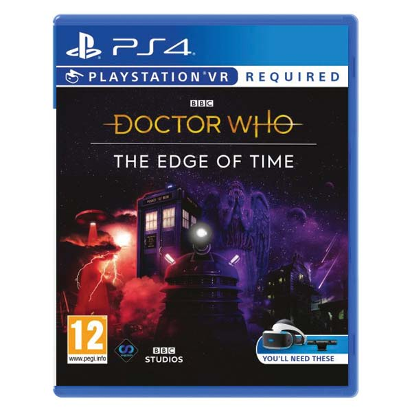 Doctor Who: The Edge of Time PS4
