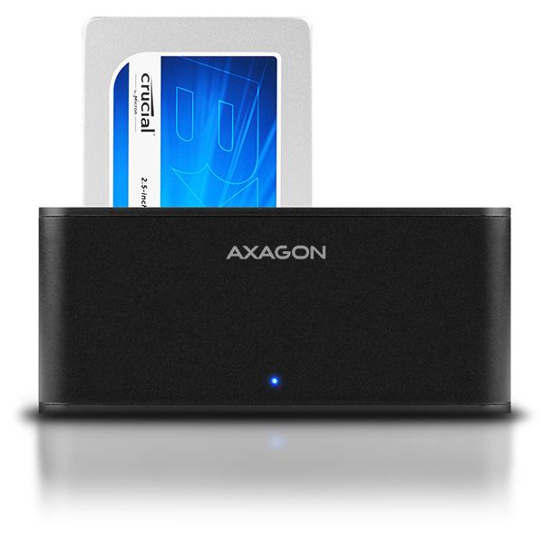 Dokovacia stanica Axagon ADSA-SMB USB 3.0 HDD Dock ADSA-SMB