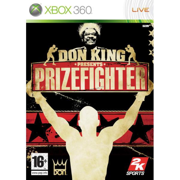 Don King Presents: Prizefighter [XBOX 360] - BAZÁR (použitý tovar)