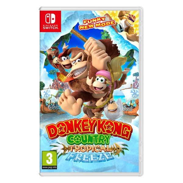 Donkey Kong Country: Tropical Freeze [NSW] - BAZÁR (použitý tovar)
