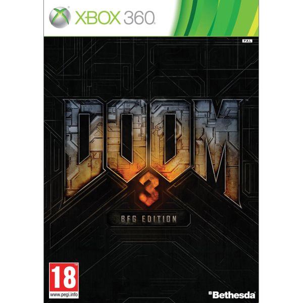 Doom 3 (BFG Edition) [XBOX 360] - BAZÁR (použitý tovar)