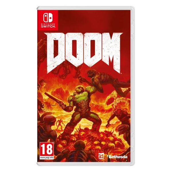 Doom [NSW] - BAZÁR (použitý tovar)