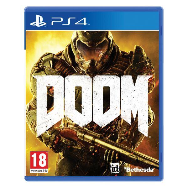 Doom [PS4] - BAZÁR (použitý tovar)