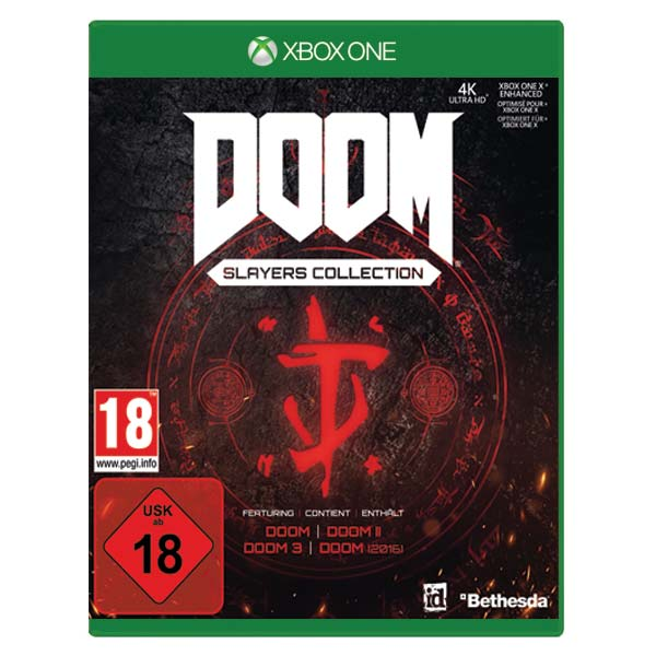 DOOM (Slayers Collection) XBOX ONE
