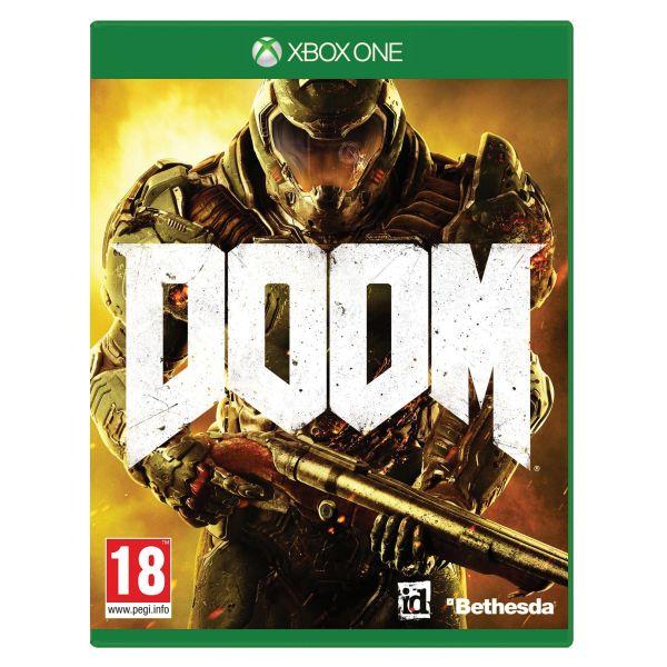 Doom [XBOX ONE] - BAZÁR (použitý tovar)