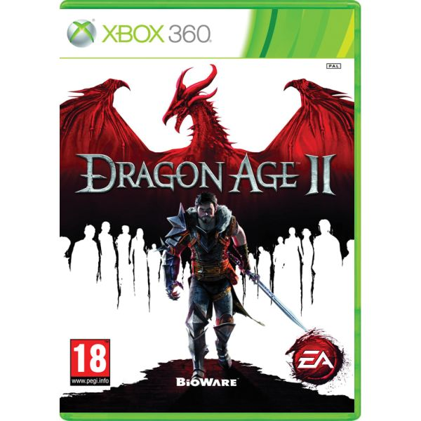 Dragon Age 2 XBOX 360