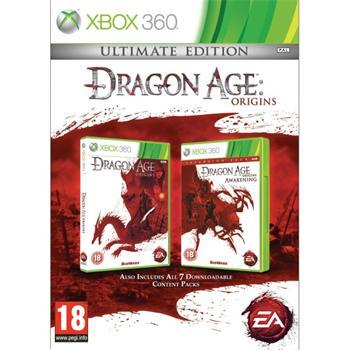 Dragon Age: Origins (Ultimate Edition) [XBOX 360] - BAZÁR (použitý tovar)