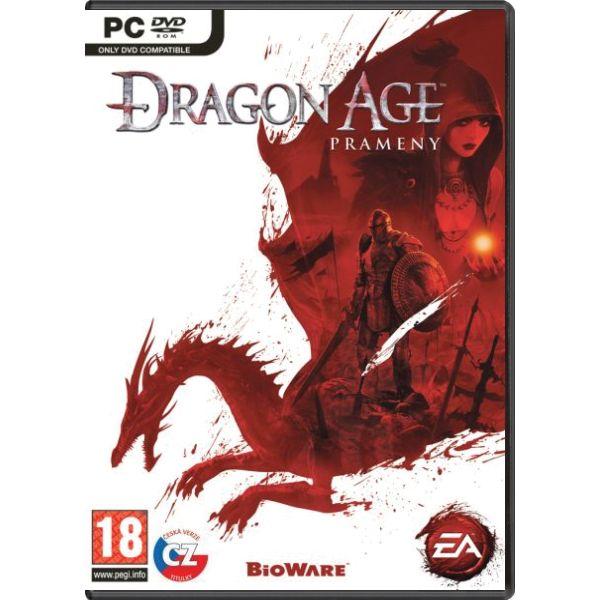Dragon Age: Pramene CZ