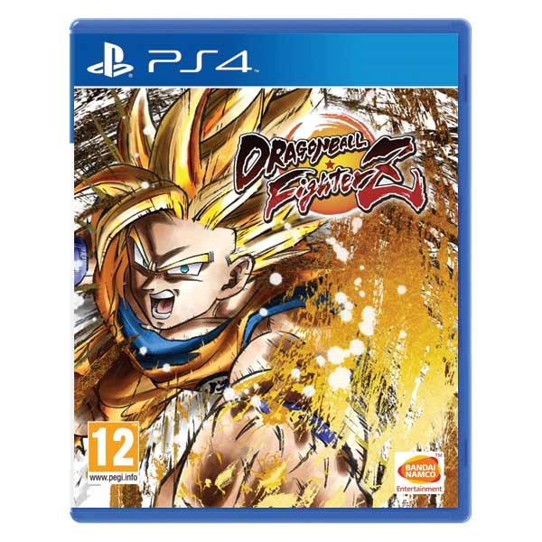 Dragon Ball FighterZ [PS4] - BAZÁR (použitý tovar)