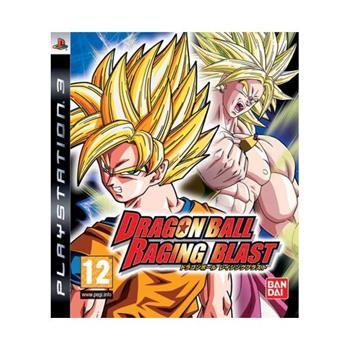 Dragon Ball: Raging Blast-PS3 - BAZÁR (použitý tovar)
