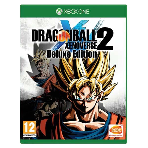 Dragon Ball: Xenoverse 2 (Deluxe Edition) XBOX ONE