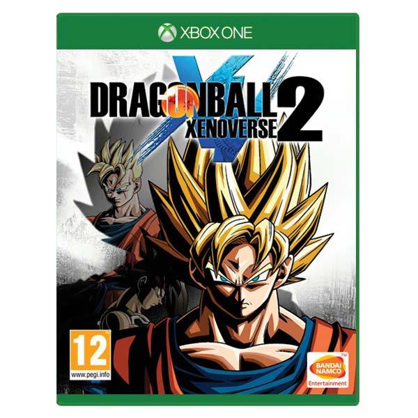 Dragon Ball: Xenoverse 2 [XBOX ONE] - BAZÁR (použitý tovar)