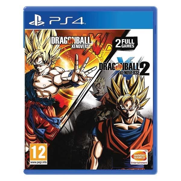 Dragon Ball: Xenoverse + Dragon Ball: Xenoverse 2 PS4