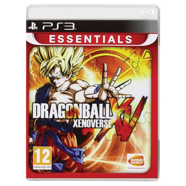 Dragon Ball: Xenoverse [PS3] - BAZÁR (použitý tovar)