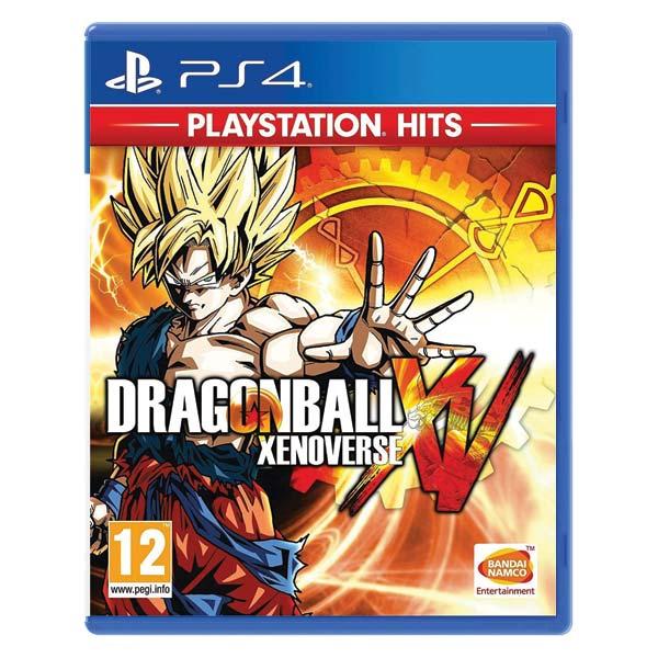 Dragon Ball: Xenoverse [PS4] - BAZÁR (použitý tovar)
