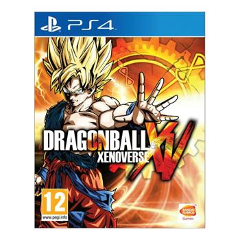 Dragon Ball: Xenoverse [PS4] - BAZ�R (pou�it� tovar)