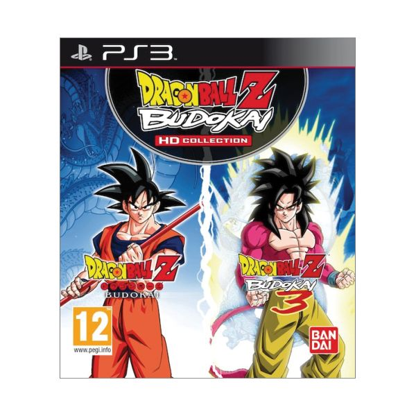 Dragon Ball Z: Budokai (HD Collection)