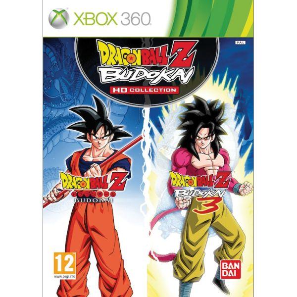 Dragon Ball Z: Budokai (HD Collection) [XBOX 360] - BAZÁR (použitý tovar)