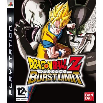 Dragon Ball Z: Burst Limit [PS3] - BAZ�R (pou�it� tovar)
