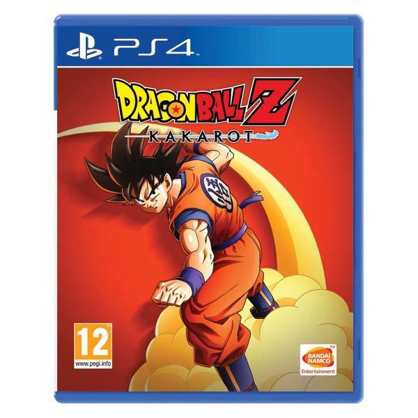 Dragon Ball Z: Kakarot [PS4] - BAZÁR (použitý tovar)