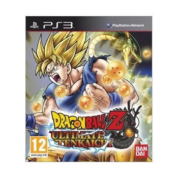 Dragon Ball Z: Ultimate Tenkaichi [PS3] - BAZÁR (použitý tovar)