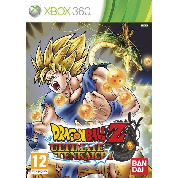 Dragon Ball Z: Ultimate Tenkaichi [XBOX 360] - BAZÁR (použitý tovar)