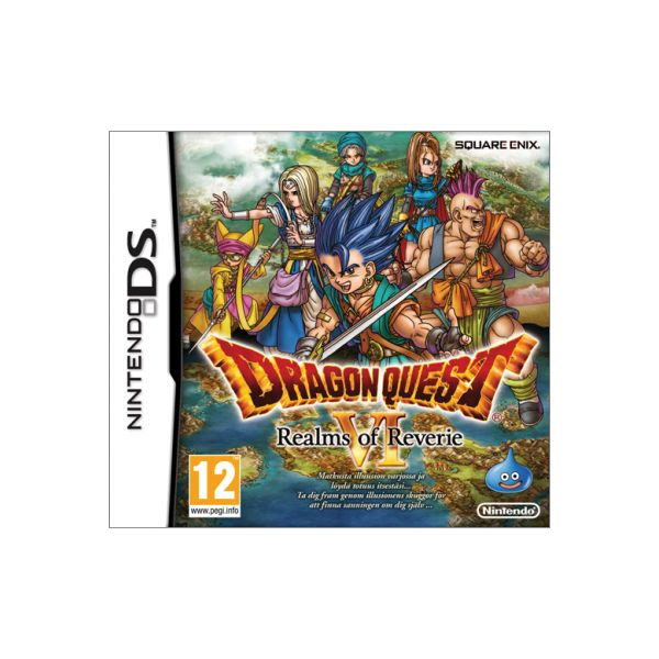 Dragon Quest 6: Realms of Reverie
