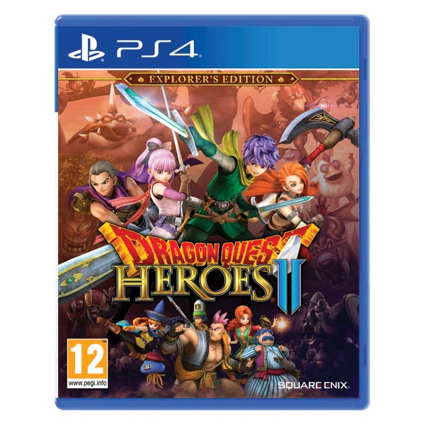 Dragon Quest Heroes 2 (Explorer's Edition)