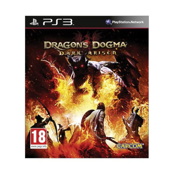 Dragon's Dogma: Dark Arisen [PS3] - BAZÁR (použitý tovar)