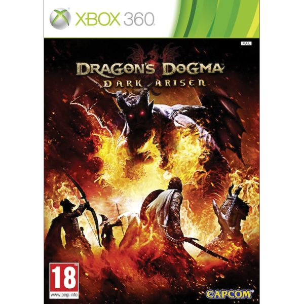 Dragon�s Dogma: Dark Arisen [XBOX 360] - BAZ�R (pou�it� tovar)