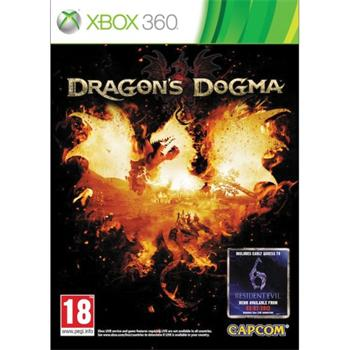 Dragon's Dogma [XBOX 360] - BAZÁR (použitý tovar)