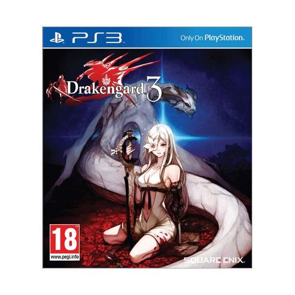 Drakengard 3 [PS3] - BAZÁR (použitý tovar)