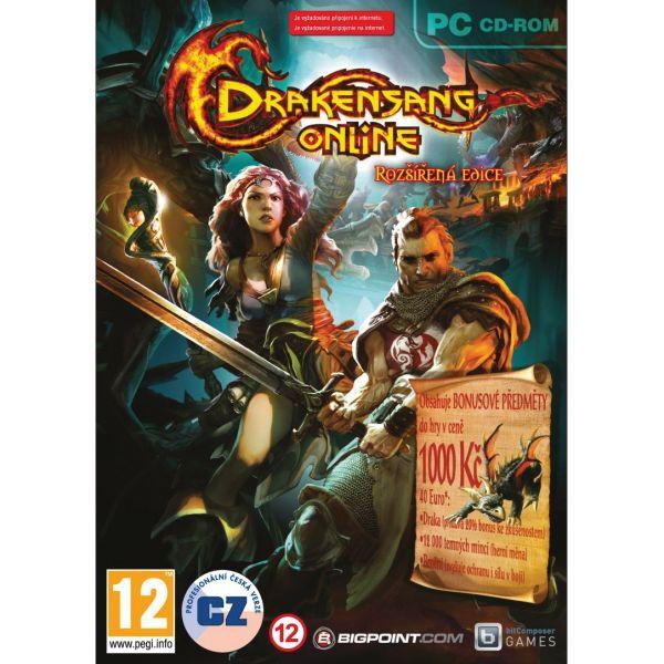 Drakensang Online CZ (Rozšírená edícia)