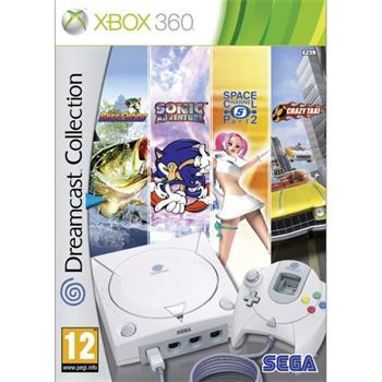 Dreamcast Collection [XBOX 360] - BAZÁR (použitý tovar)