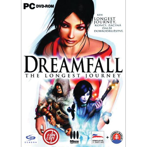 Dreamfall: The Longest Journey CZ