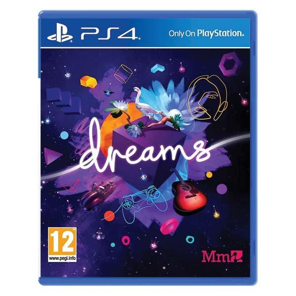 Dreams [PS4] - BAZÁR (použitý tovar)
