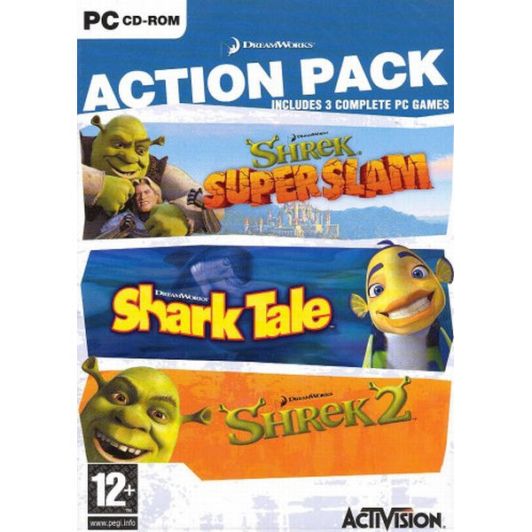 Dreamworks Action Pack